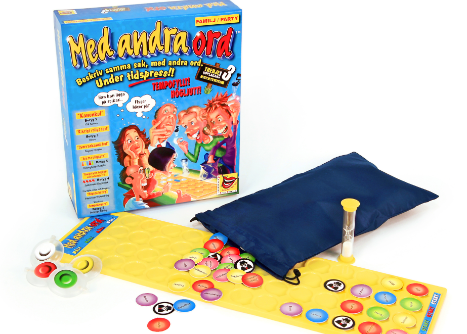 bilda ord av bokstäver lek